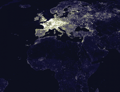 Uneven Geographies of OpenStreetMap